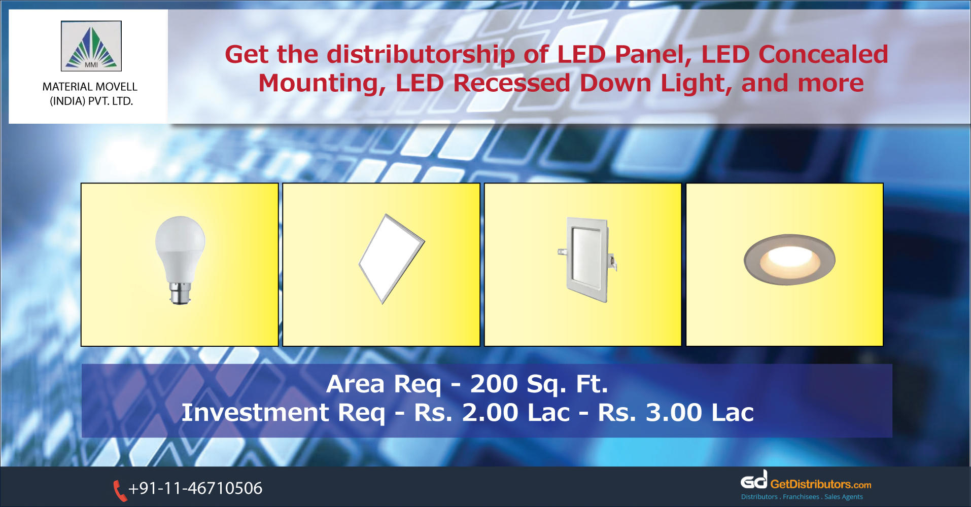 Superior Variety Of LED Products At Attractive Prices