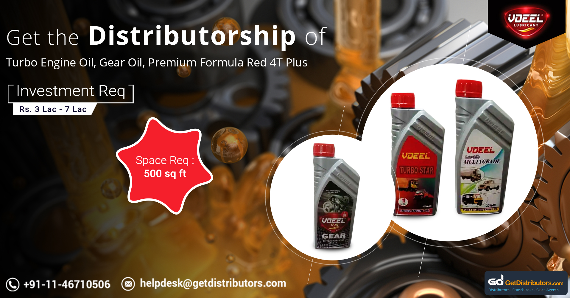 High Grade Engine Oil & Lubricants To Give Your Vehicle A Long Life