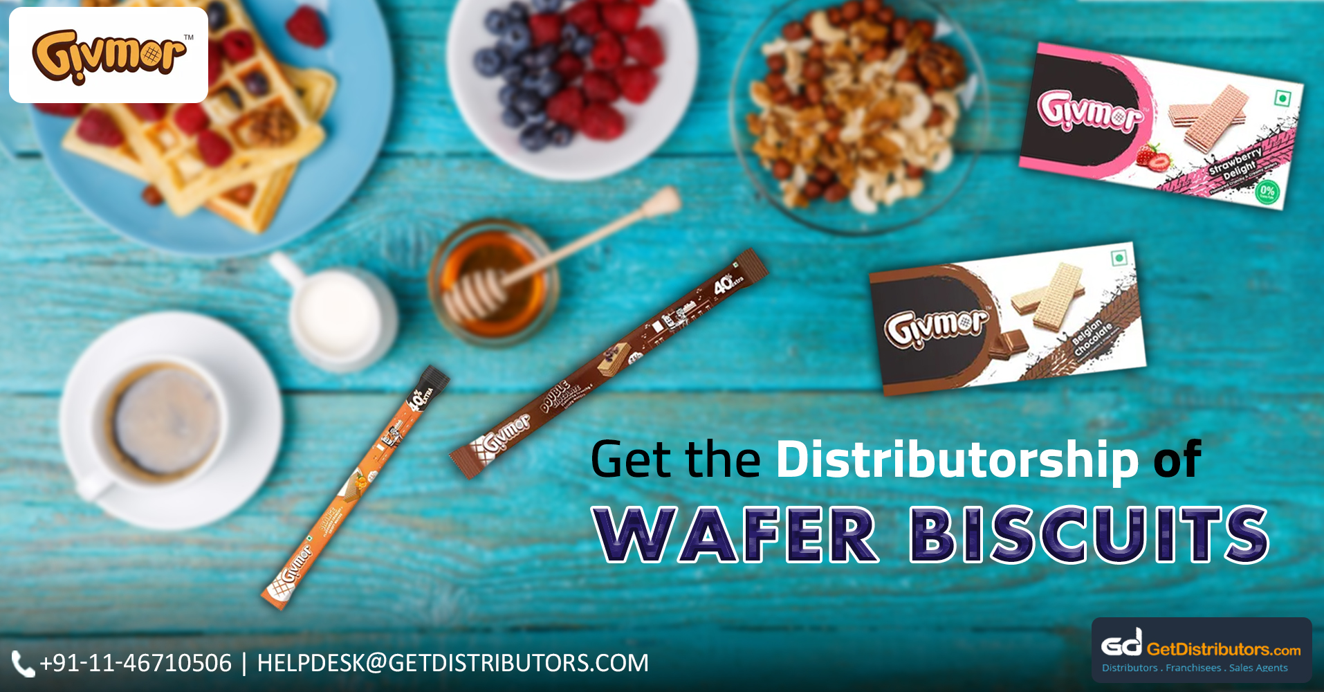Offering Crunchy & Creamy Wafer Biscuit At Cost-Effective Prices