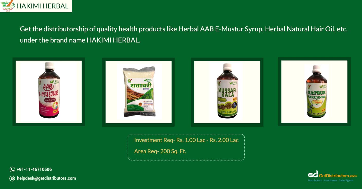 Best Quality Herbal Products For Distribution