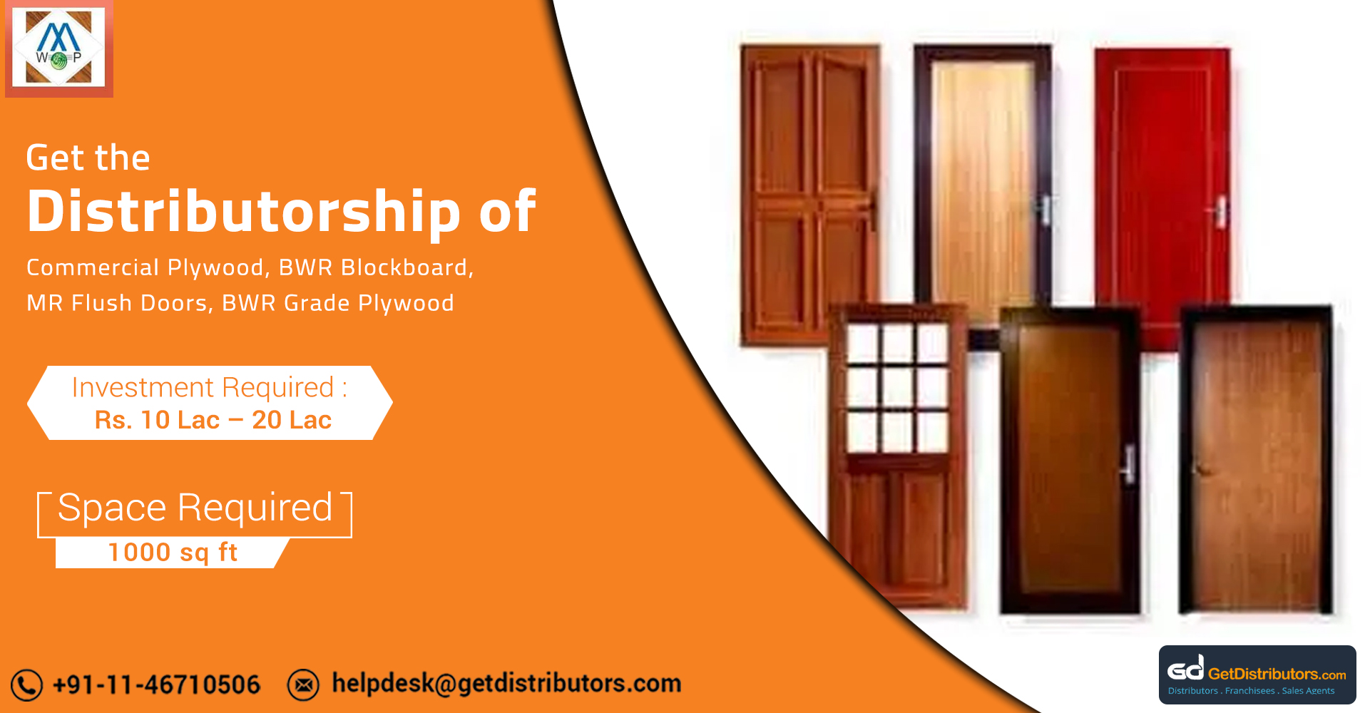 Wooden Doors And Panels At Pocket Friendly Rates