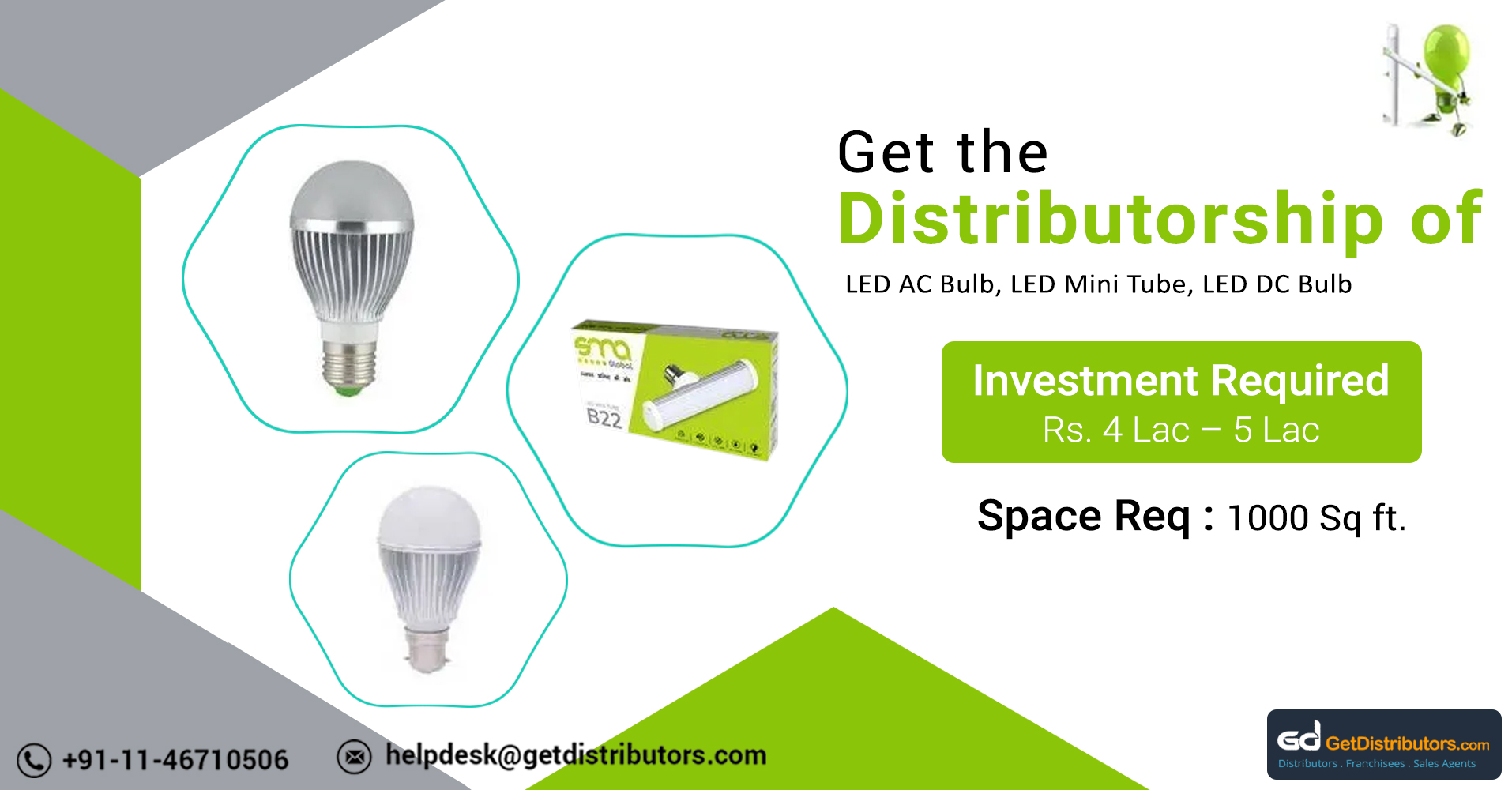 Energy Efficient Lighting Products At Affordable Costs