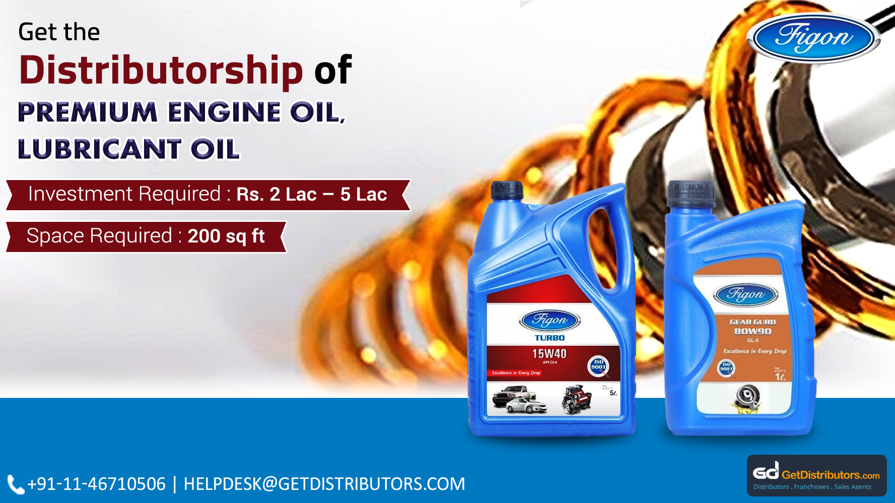 Superior Quality Engine Oils And Lubricants