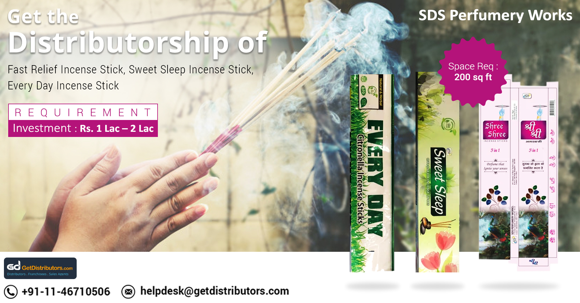Aromatic Incense Sticks To Fill Your House With Positivity
