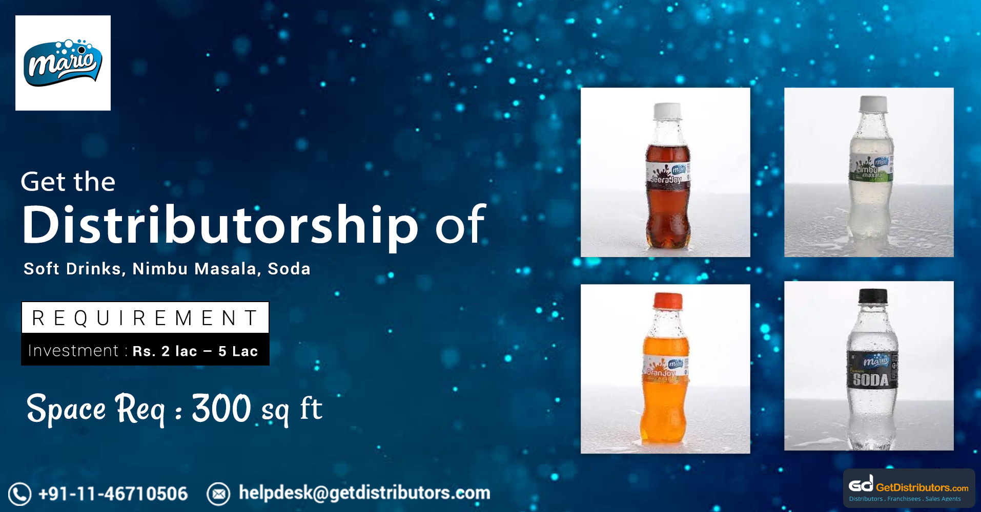 Refreshing Beverages At Cost Effective Prices
