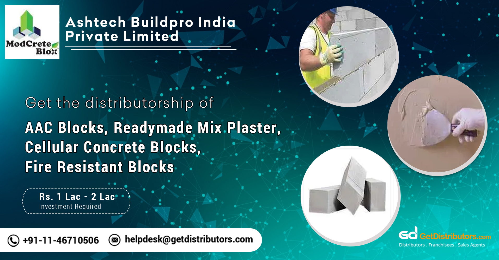 Superior Quality Building & Construction Material & Supplies For Distribution
