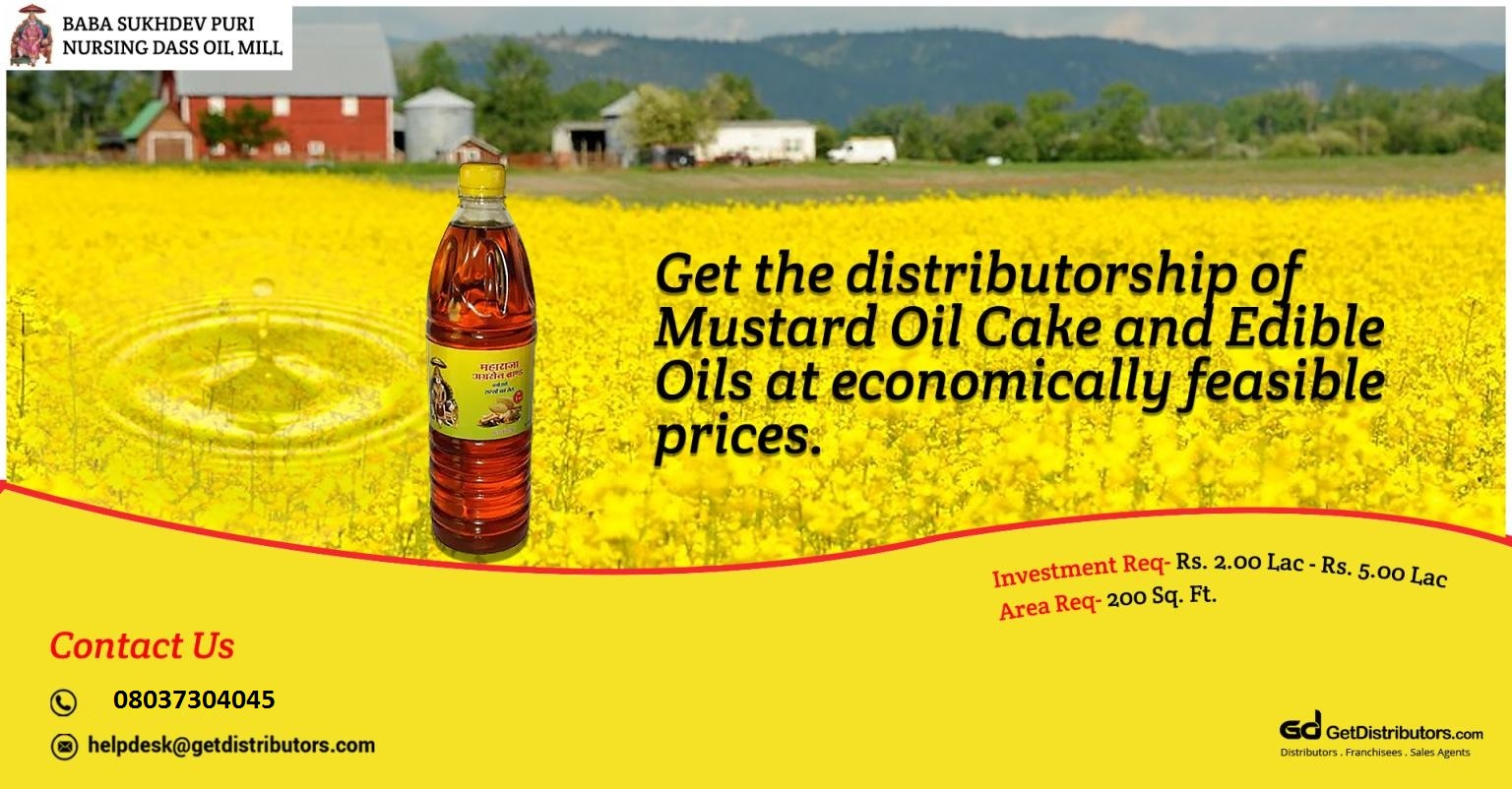 Wide Range Of Edible Oil And Similar Products