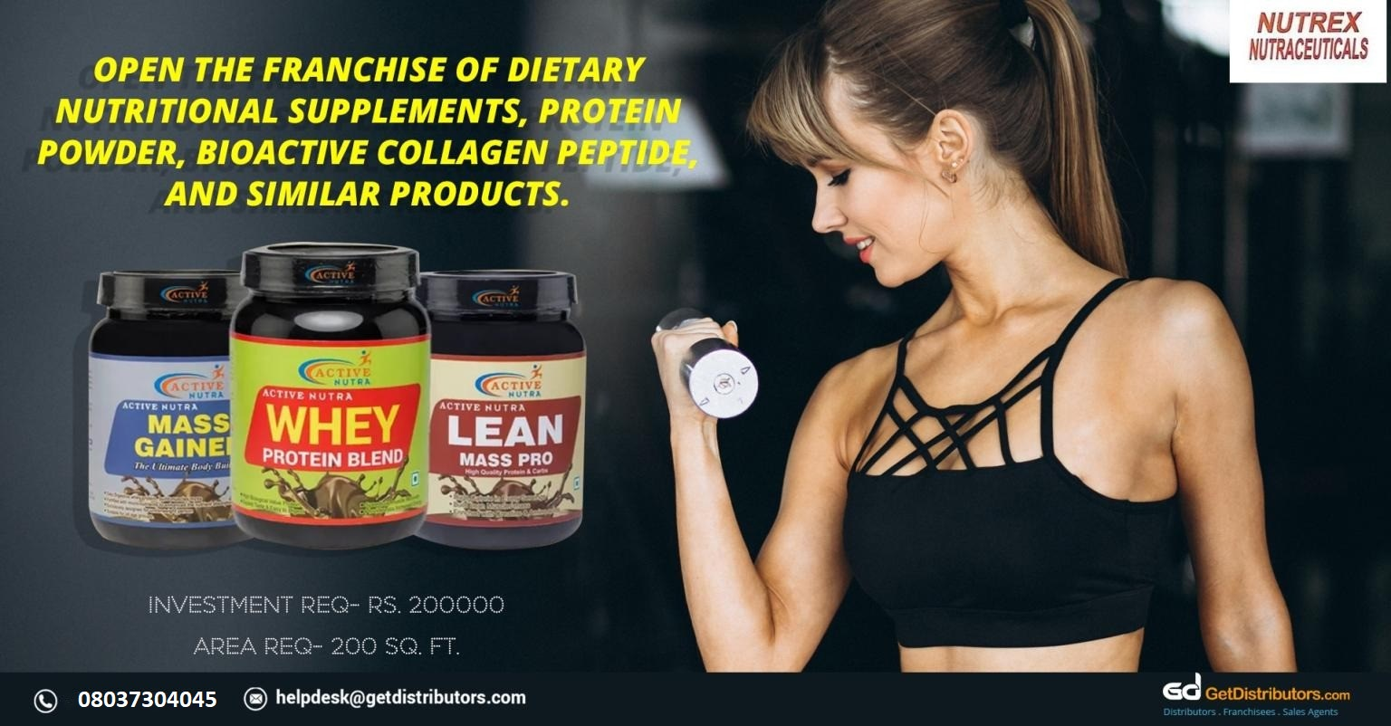 Offering Franchises Of Health Products At Really Attractive Prices