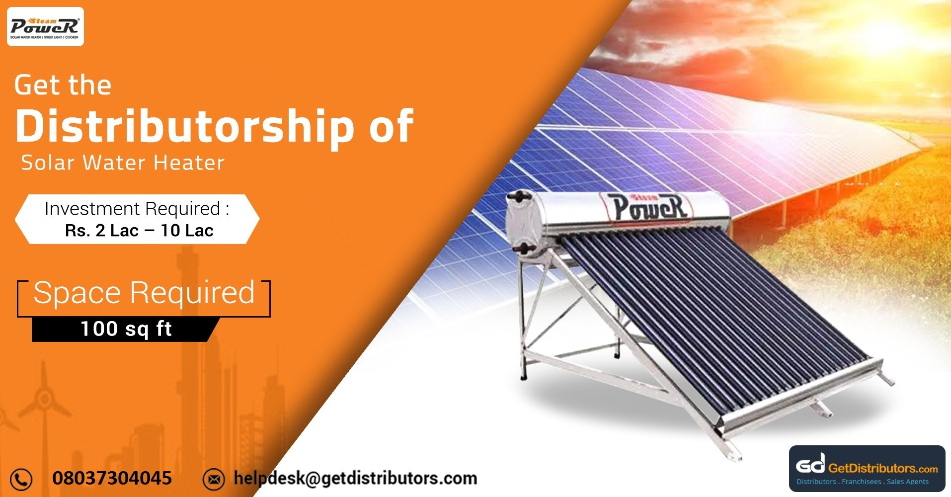 Offering you an extensive range of Solar energy products
