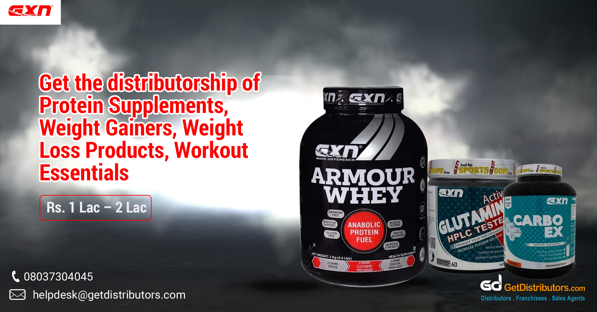 Offering an exclusive range of sports and fitness products