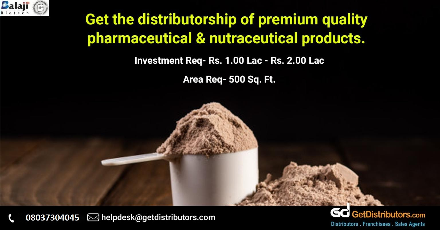 Offering an exclusive range of protein powder and pharmaceuticals