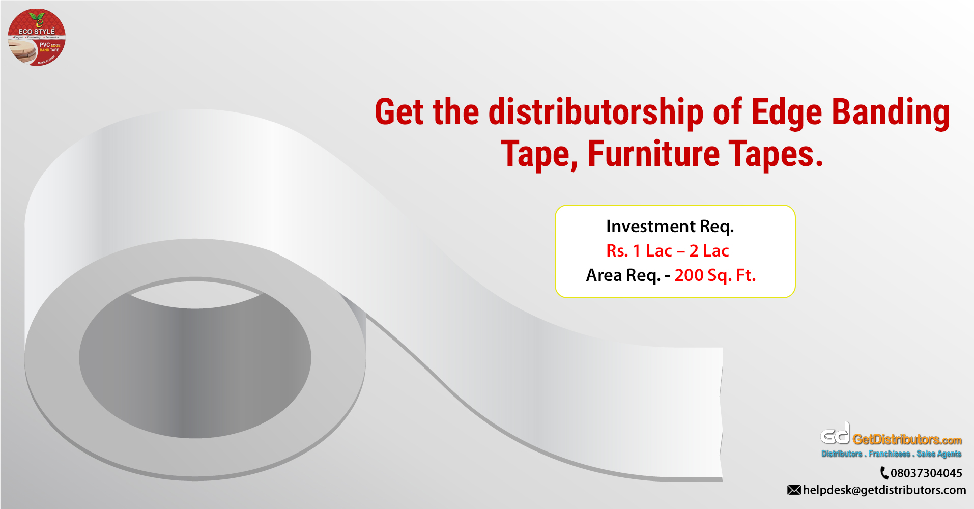 Offering a wide range of tapes for distribution