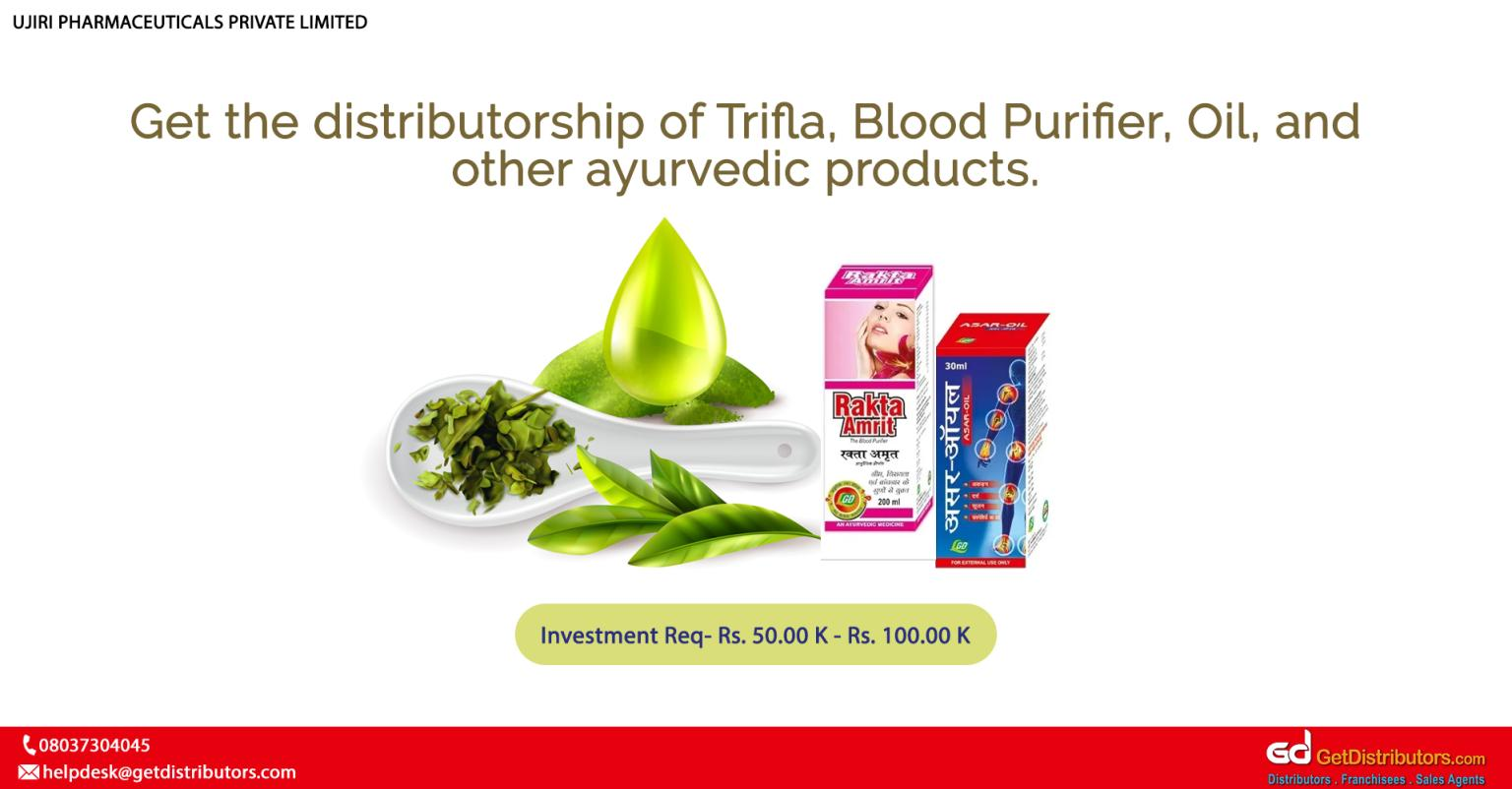 Affordable ayurvedic products with a long shelf life