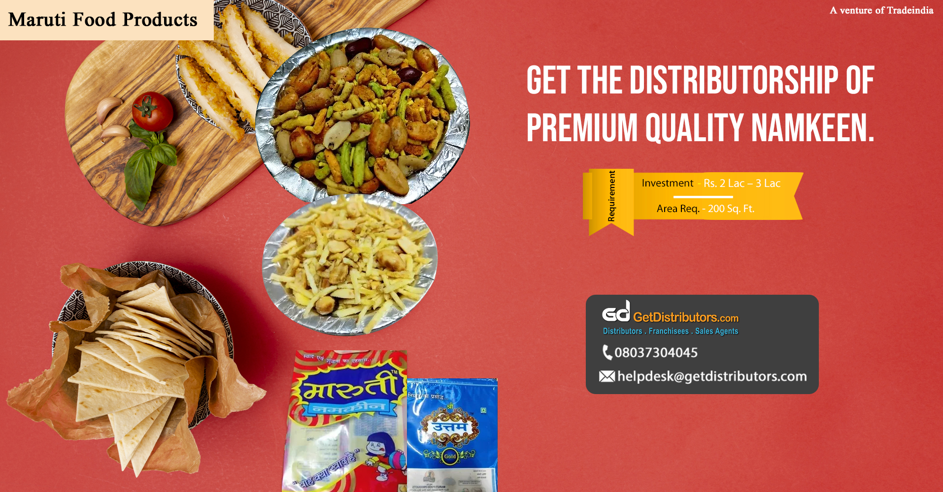Maruti Food Products