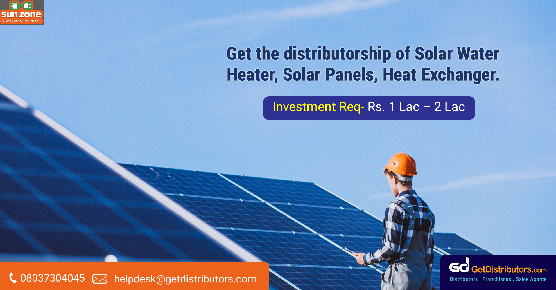 Eco-friendly solar products for distribution